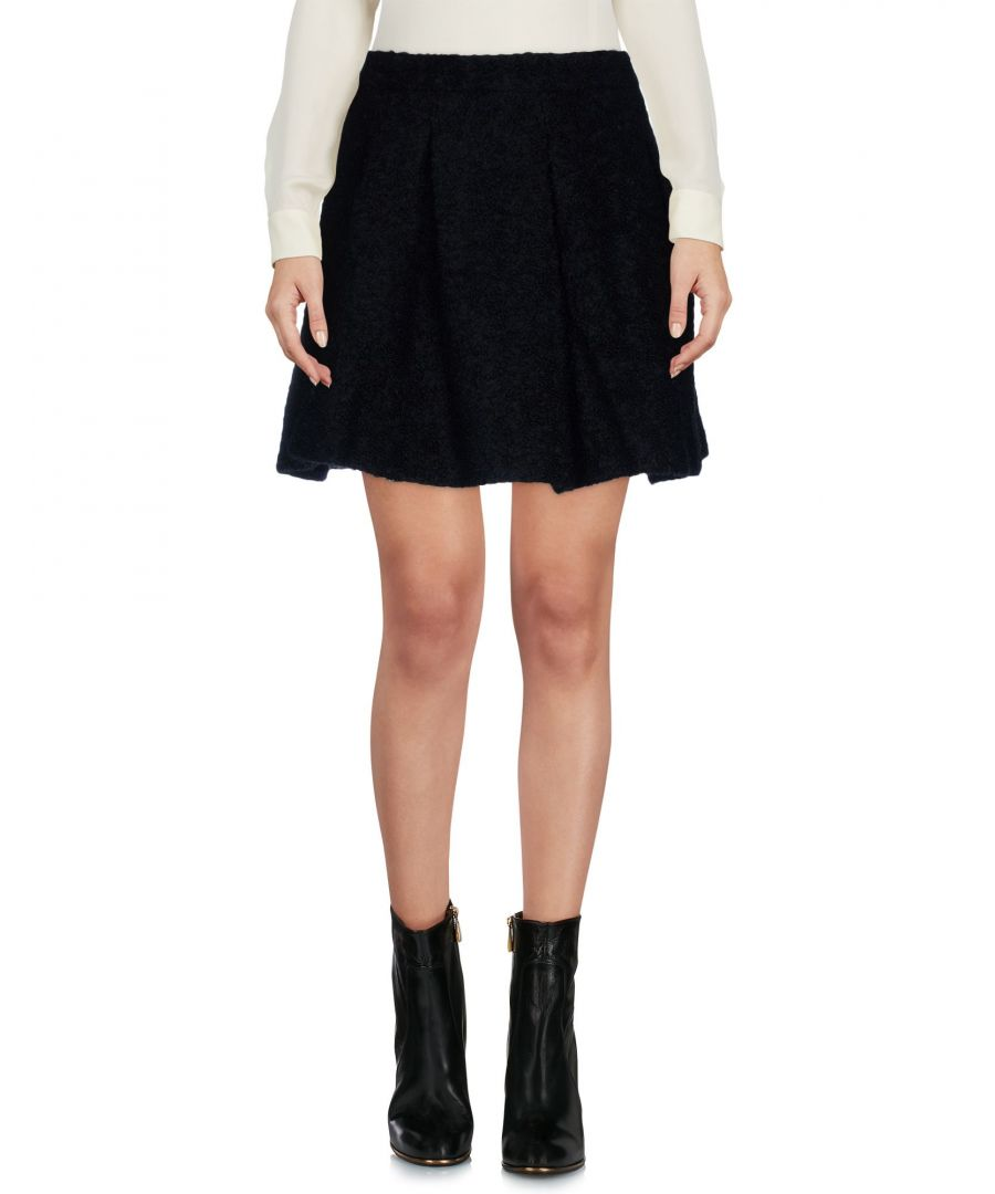 Image for SKIRTS Karl Lagerfeld Black Woman Mohair wool