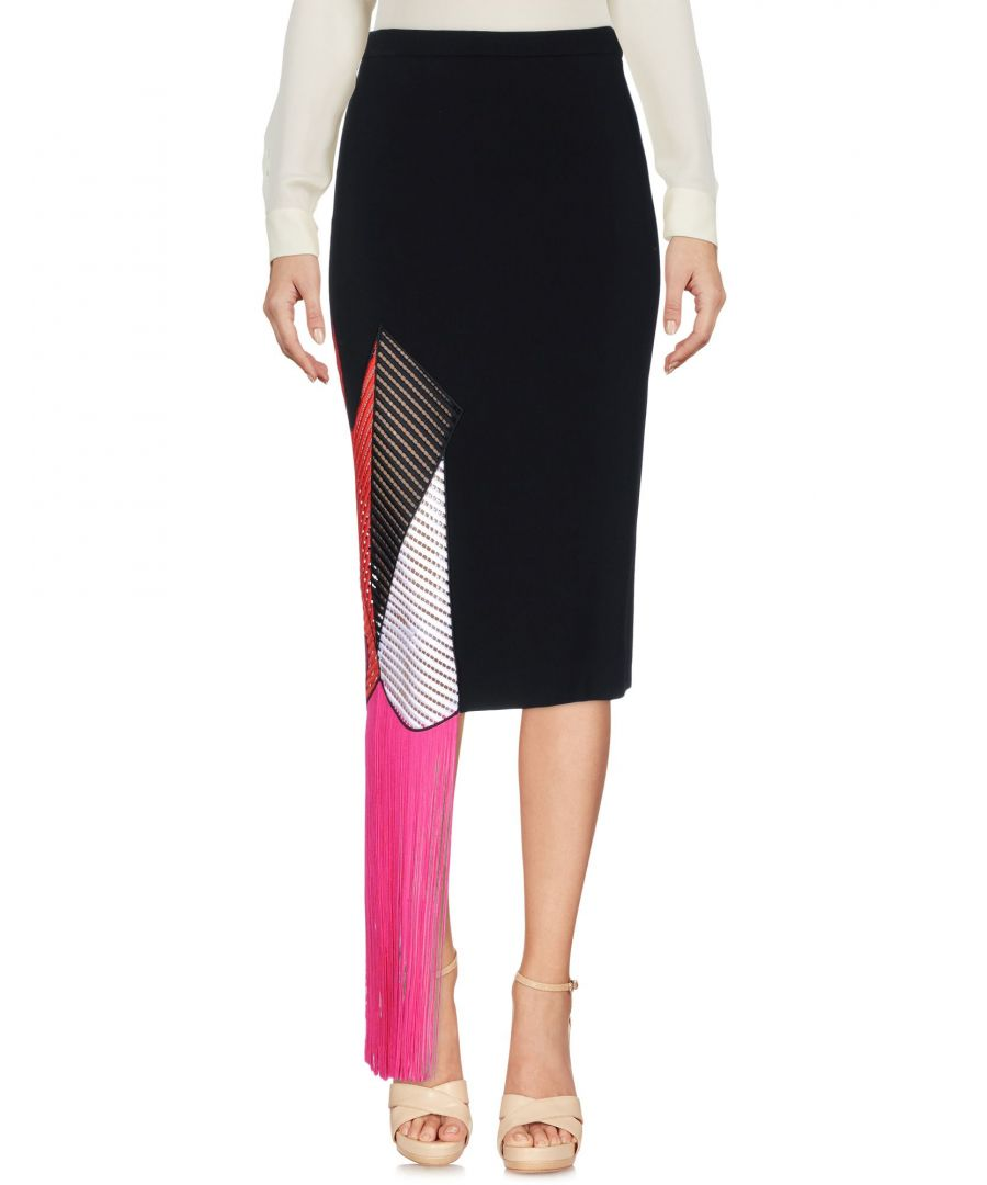 Image for Christopher Kane Black 3/4 Length Skirt