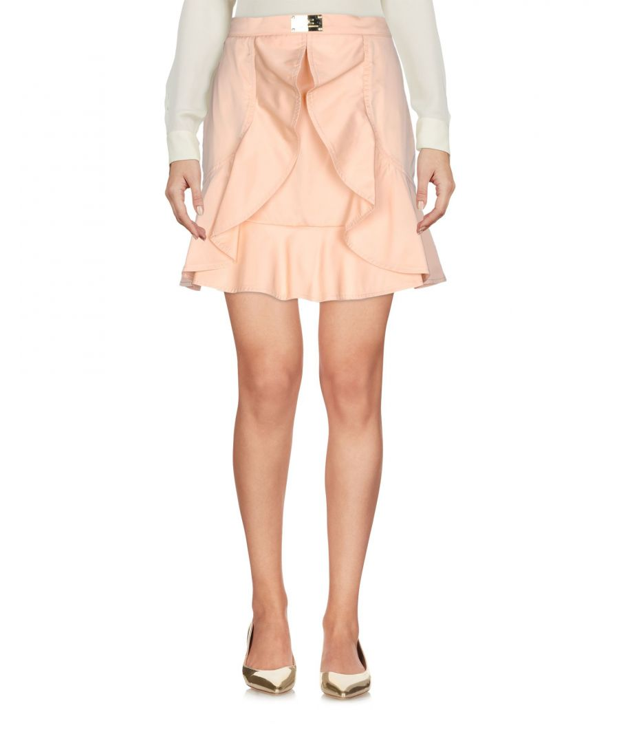 Image for SKIRTS Elisabetta Franchi Apricot Woman Polyester