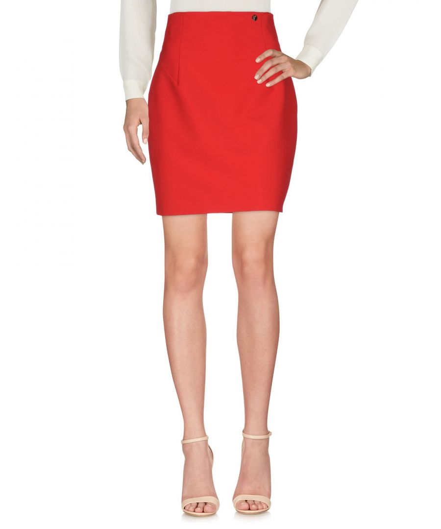 Image for Versace Collection Red Skirt