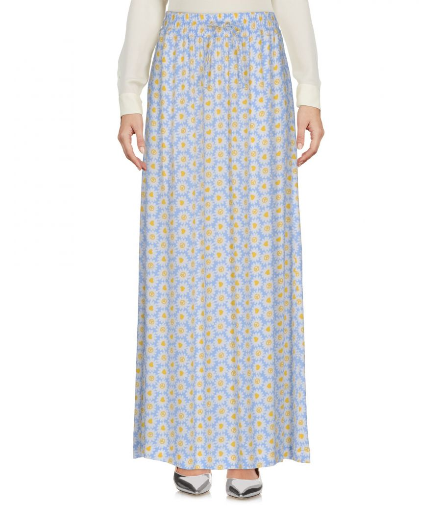 Image for SKIRTS Love Moschino Azure Woman Viscose