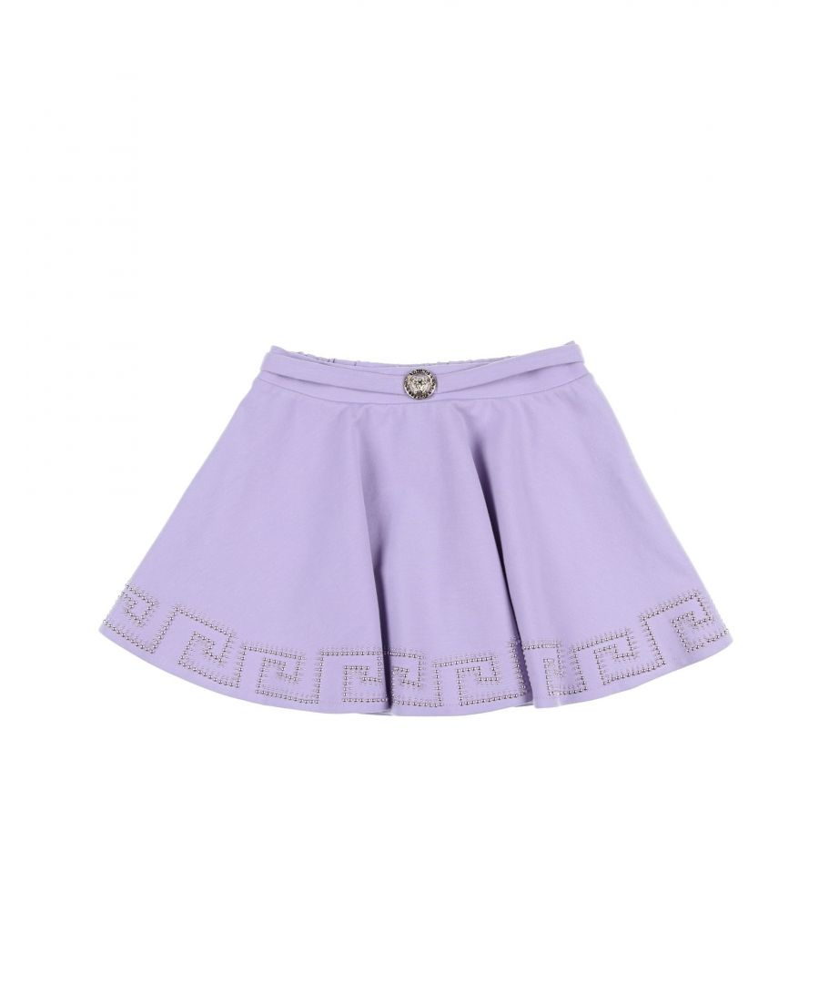 Image for SKIRTS Versace Young Lilac Girl Cotton
