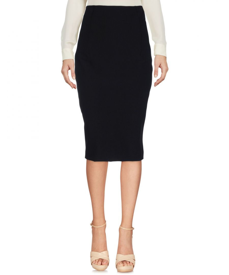 Image for Twinset Black Pencil Skirt