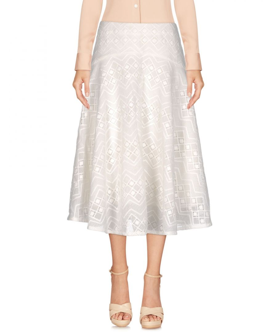 Image for SKIRTS Ty-Lr White Woman Polyester