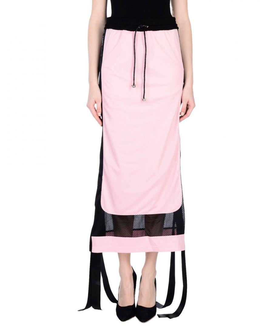Image for Nicopanda Pink Full Length Skirt