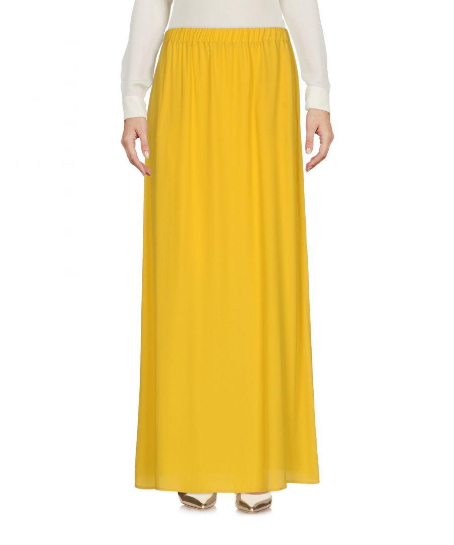 Image for Blue Les Copains Ochre Full Length Skirt