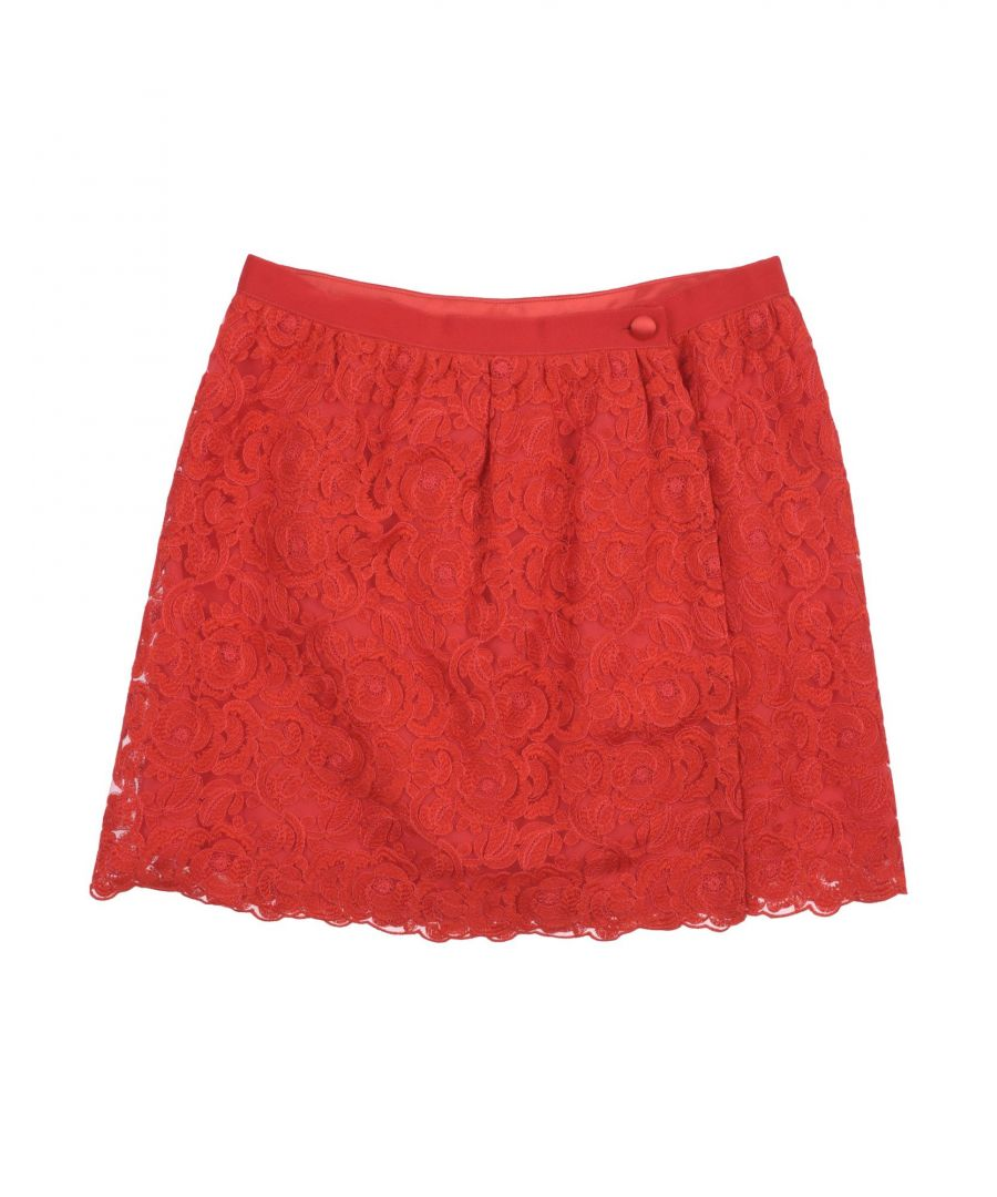 Image for SKIRTS Gucci Red Girl Cotton