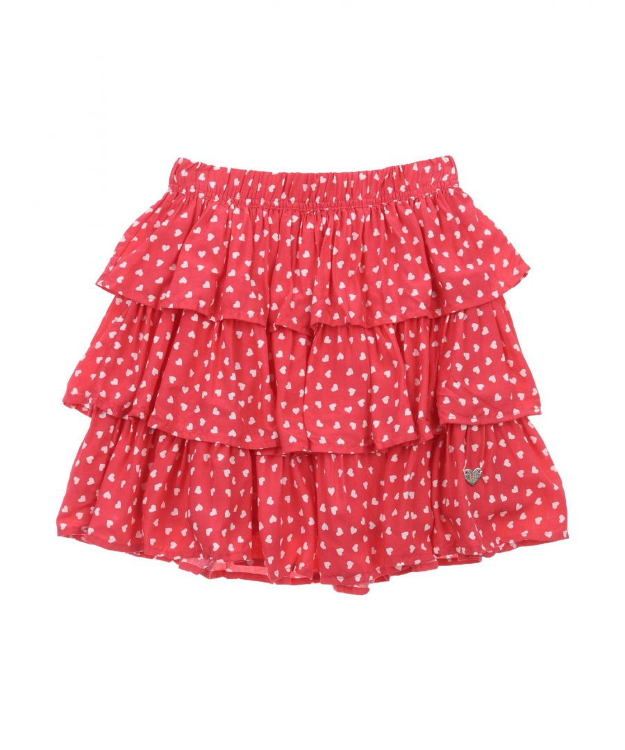 Image for Harmont&Blaine Red Girls Skirt
