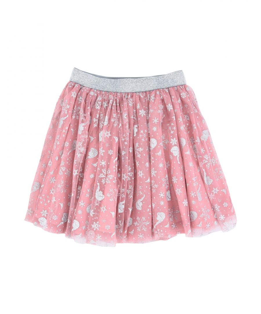Image for SKIRTS Wheat X Disney Pastel pink Girl Polyester