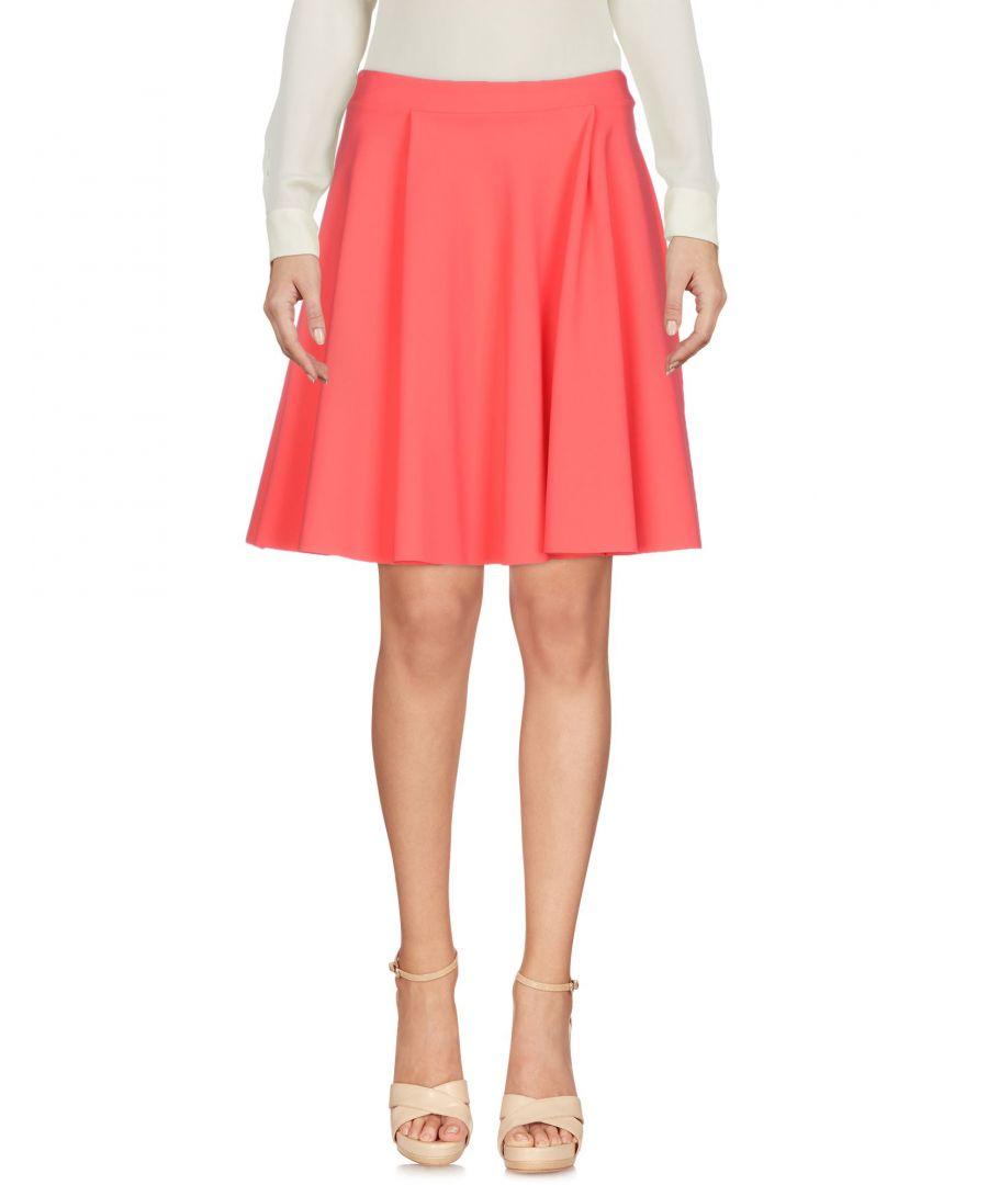 Image for Christies À Porter Coral Neoprene Skirt