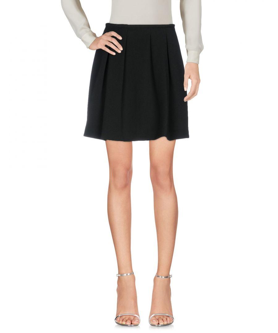 Image for Polo Ralph Lauren Black Pleated Skirt
