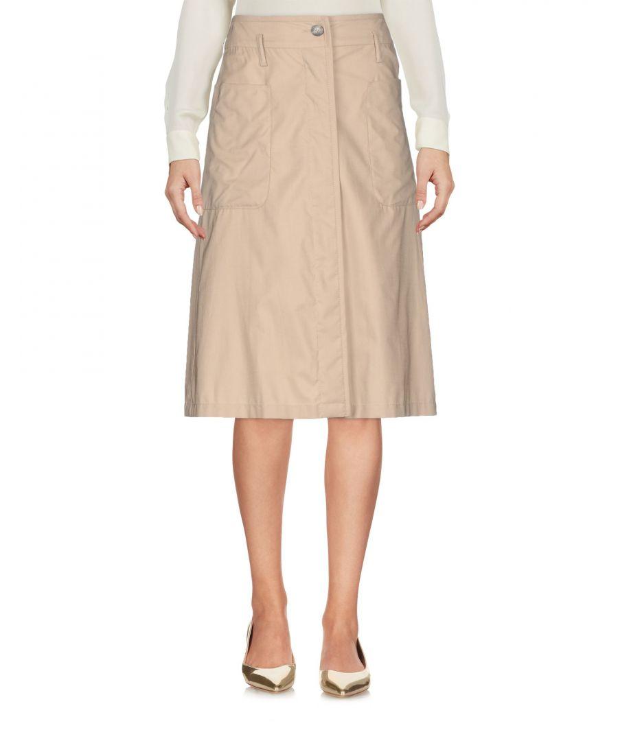 Image for Strenesse Sand Lyocell Skirt