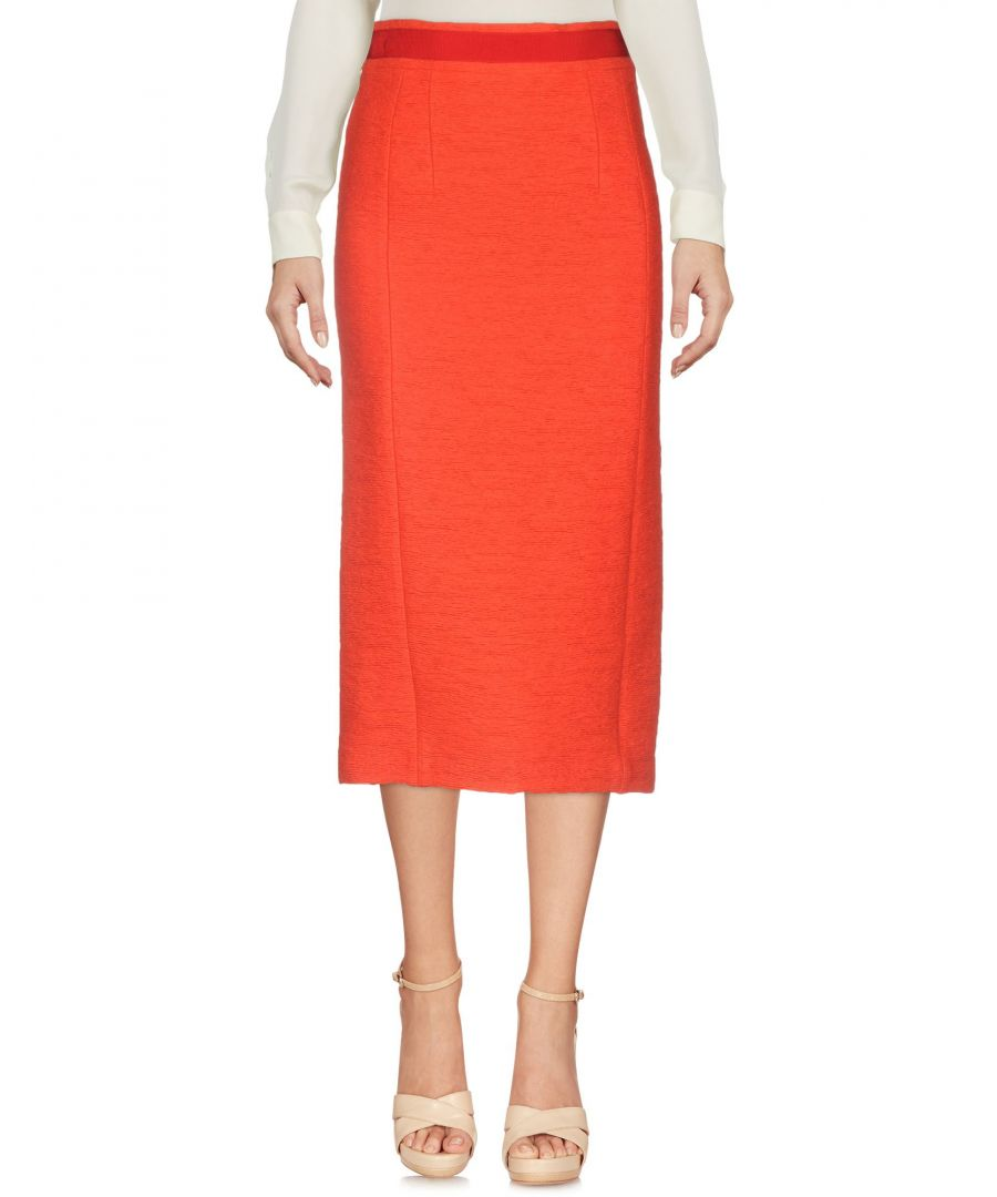 Image for SKIRTS Tara Jarmon Coral Woman Cotton