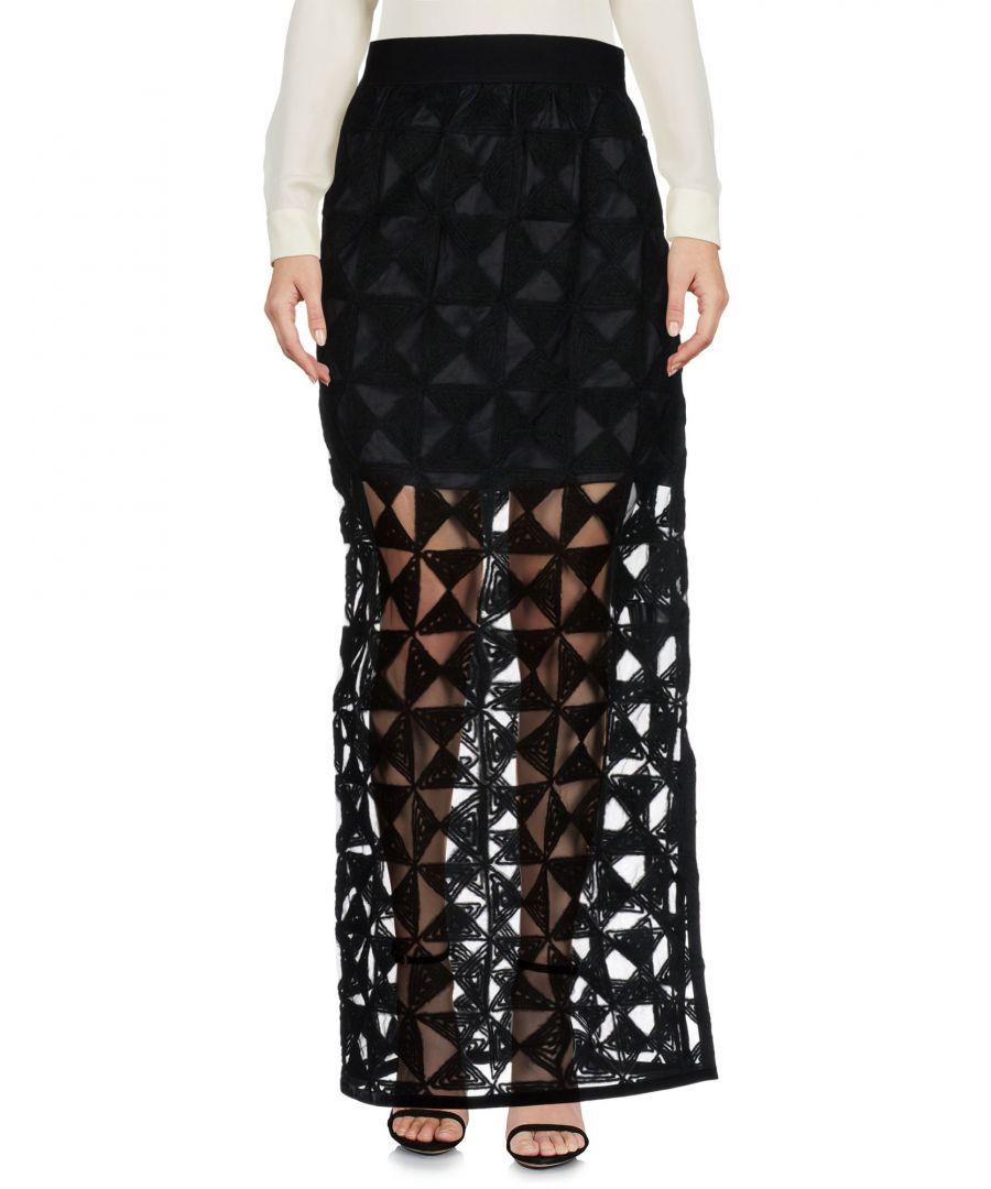 Image for SKIRTS Woman Federica Tosi Black Wool