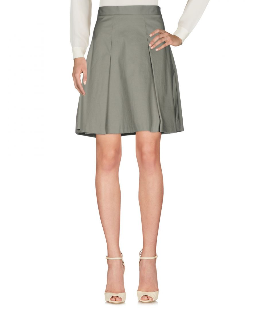 Image for SKIRTS Dkny Grey Woman Cotton