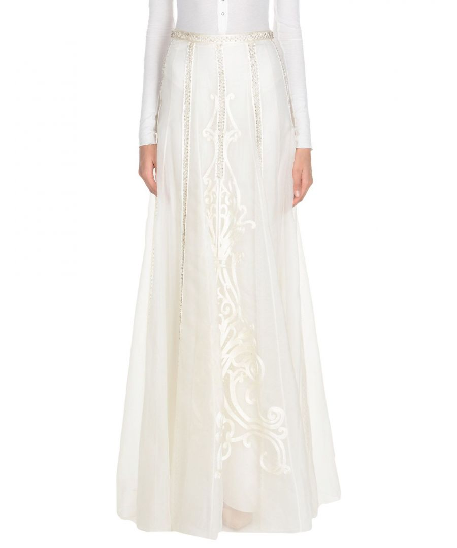 Image for SKIRTS Woman Temperley London Ivory Silk