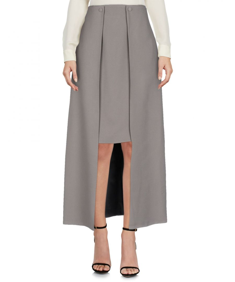 Image for SKIRTS Woman Eleventy Grey Viscose