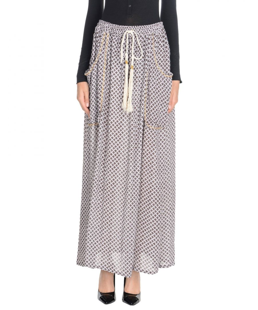 Image for SKIRTS Woman Yvonne S Light grey Viscose