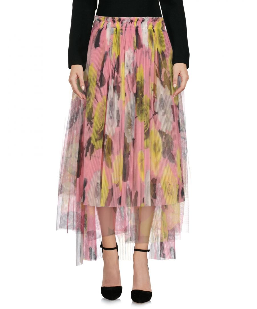 Image for SKIRTS Msgm Pink Woman Polyester