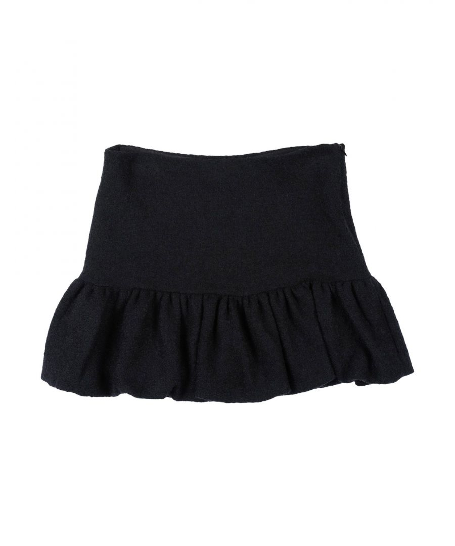 Image for SKIRTS Girl Moschino Teen Black Wool