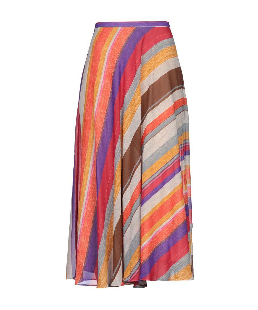 Image for Lauren Ralph Lauren Multicolour Stripe Skirt