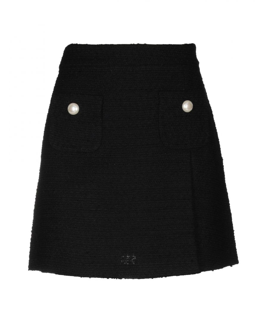 Image for SKIRTS Boutique Moschino Black Woman Cotton