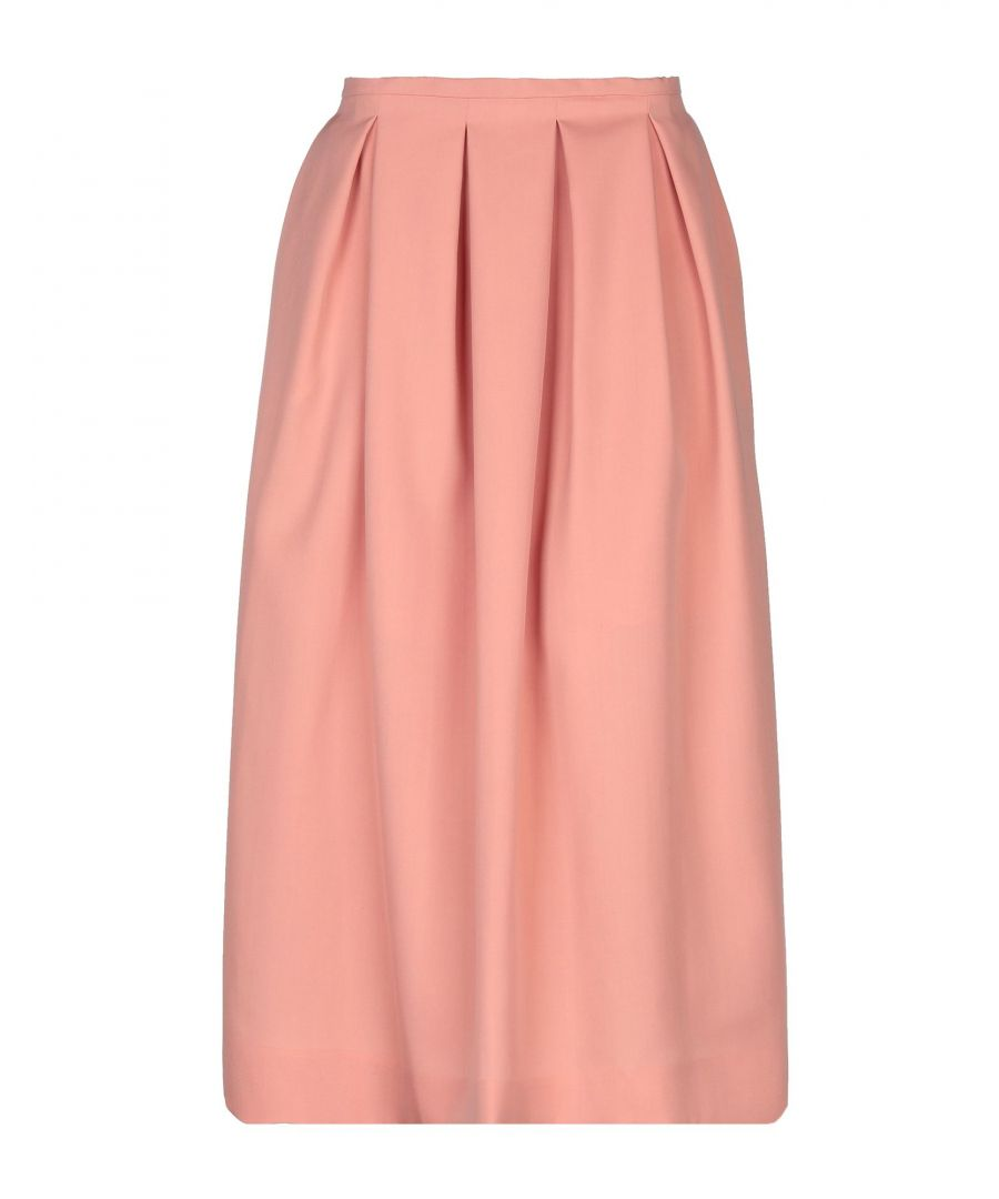 Image for SKIRTS Woman Rochas Pale pink Wool