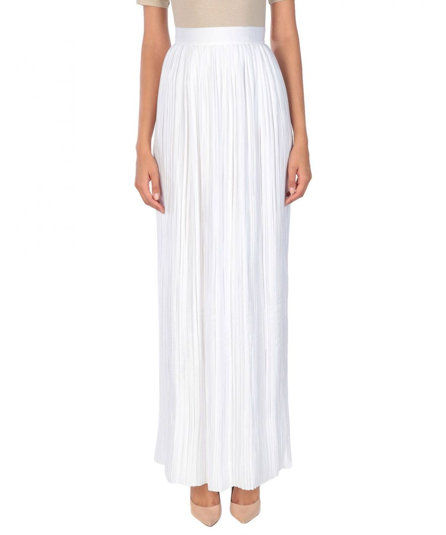 Image for SKIRTS Michael Lo Sordo White Woman Polyester