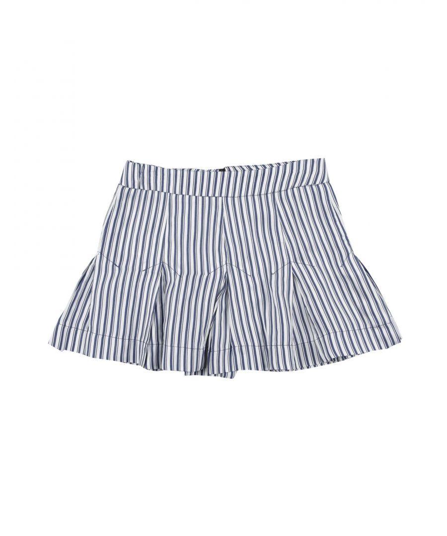 Image for Marni White Girl Viscose Skirt