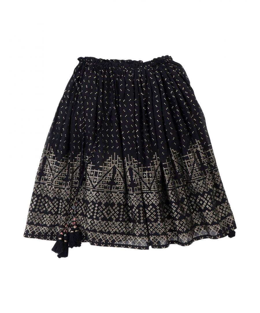 Image for SKIRTS Mes Demoiselles Black Woman Cotton