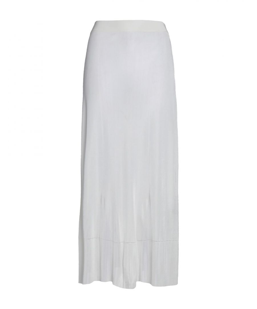 Image for SKIRTS Woman Calvin Klein Collection White Viscose