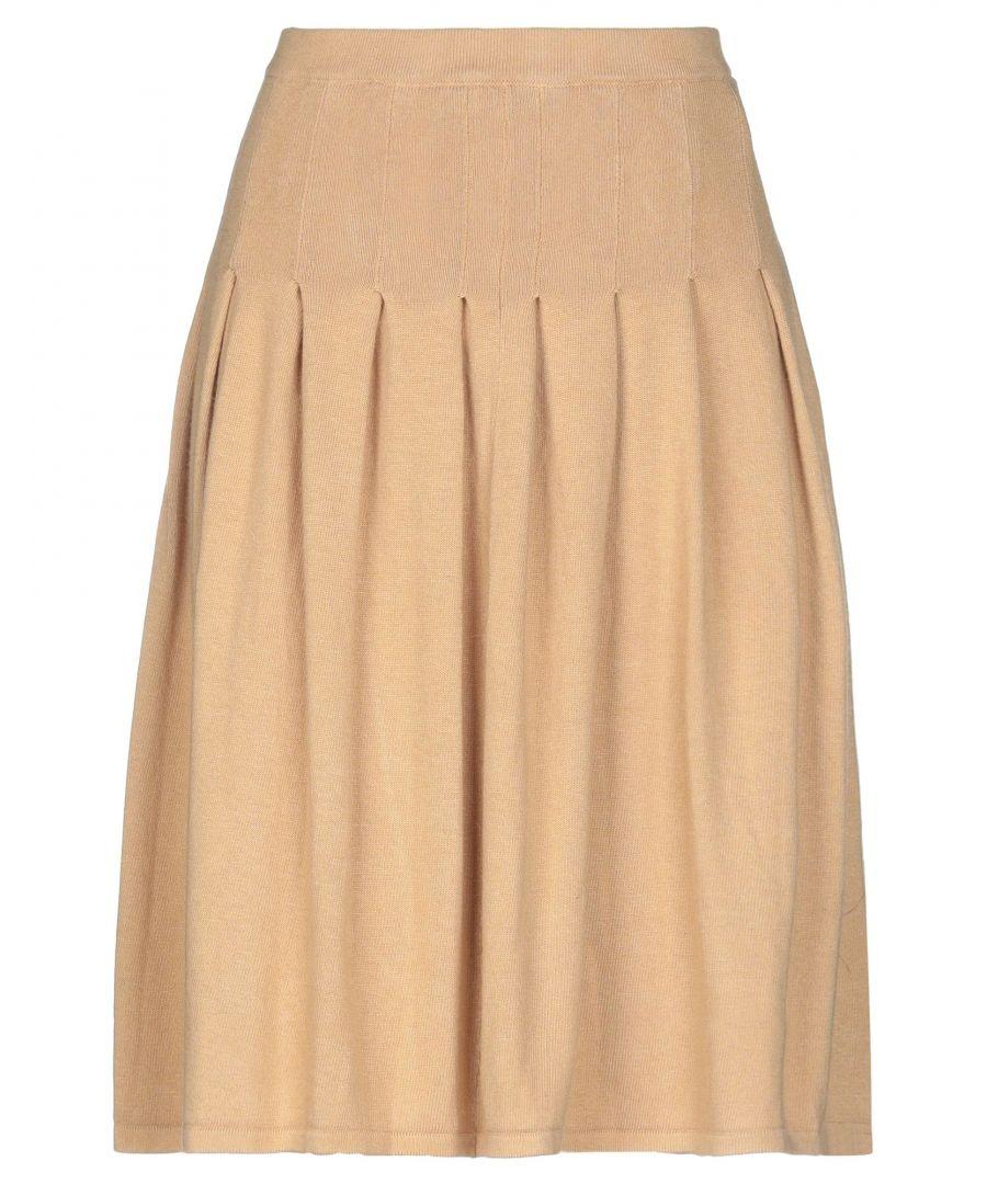 Image for Pierre Balmain Sand Knit Skirt