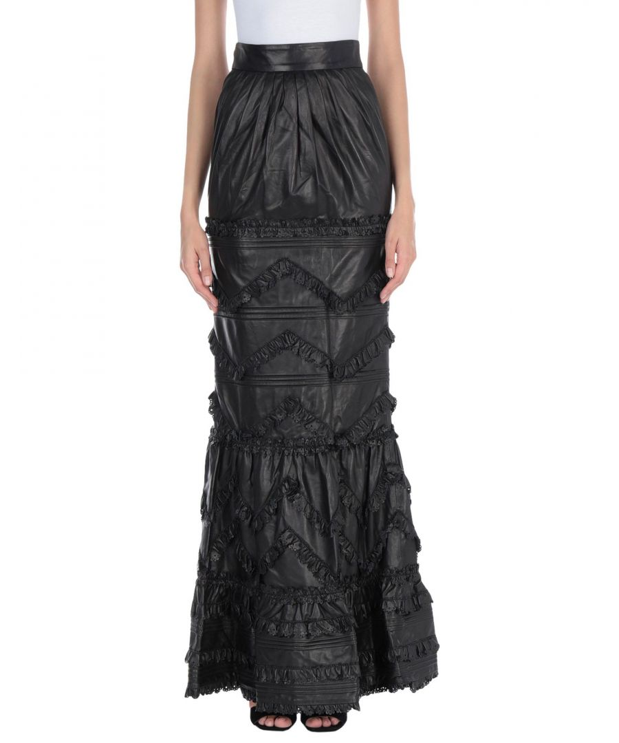 Image for SKIRTS Woman Dsquared2 Black Ovino