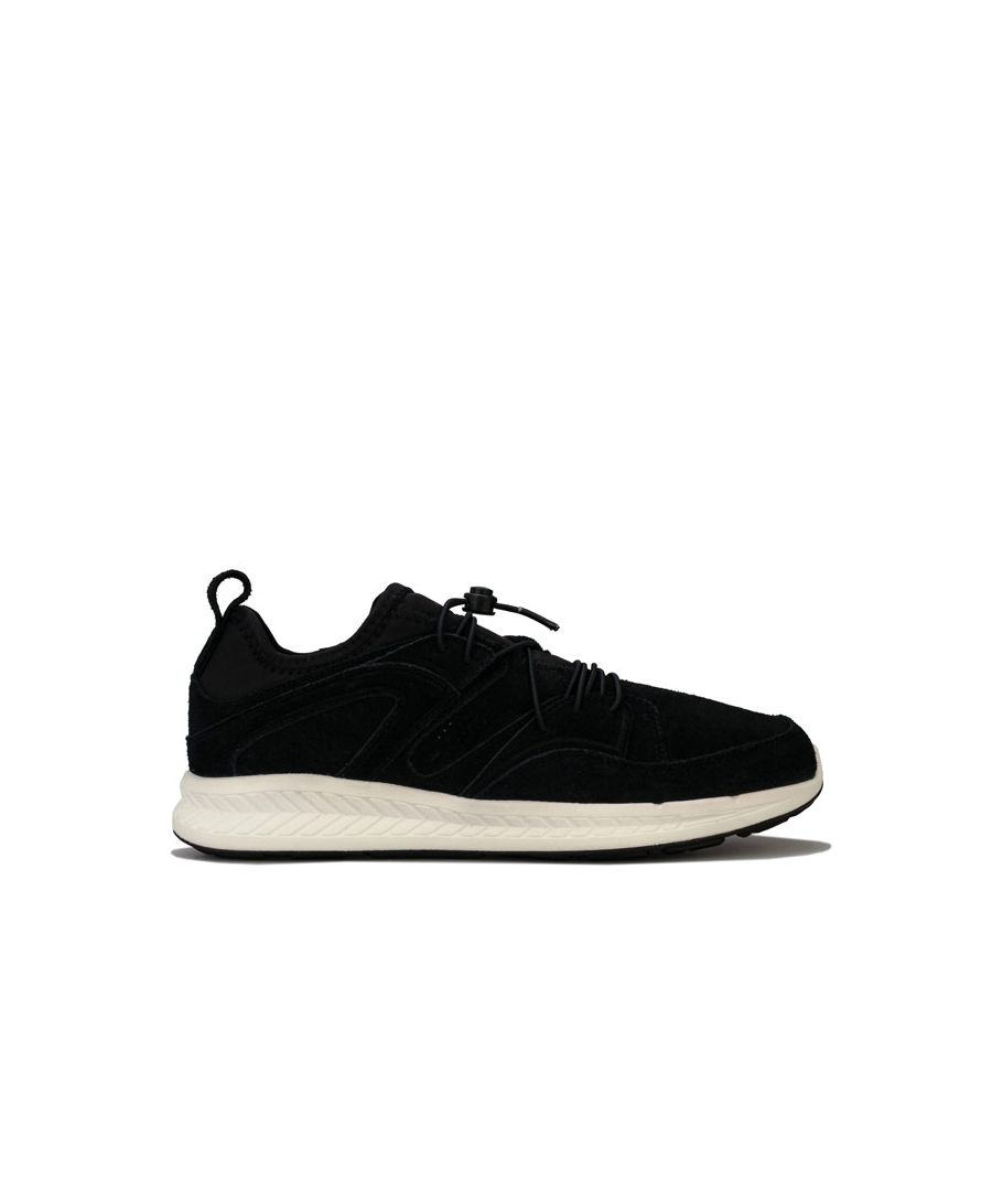 Image for Men's Puma Blaze Ignite Suede Trainers in Black
