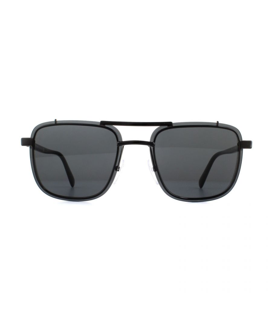 Image for Prada Sunglasses PR 59US 1AB5S0 Black Grey Gradient