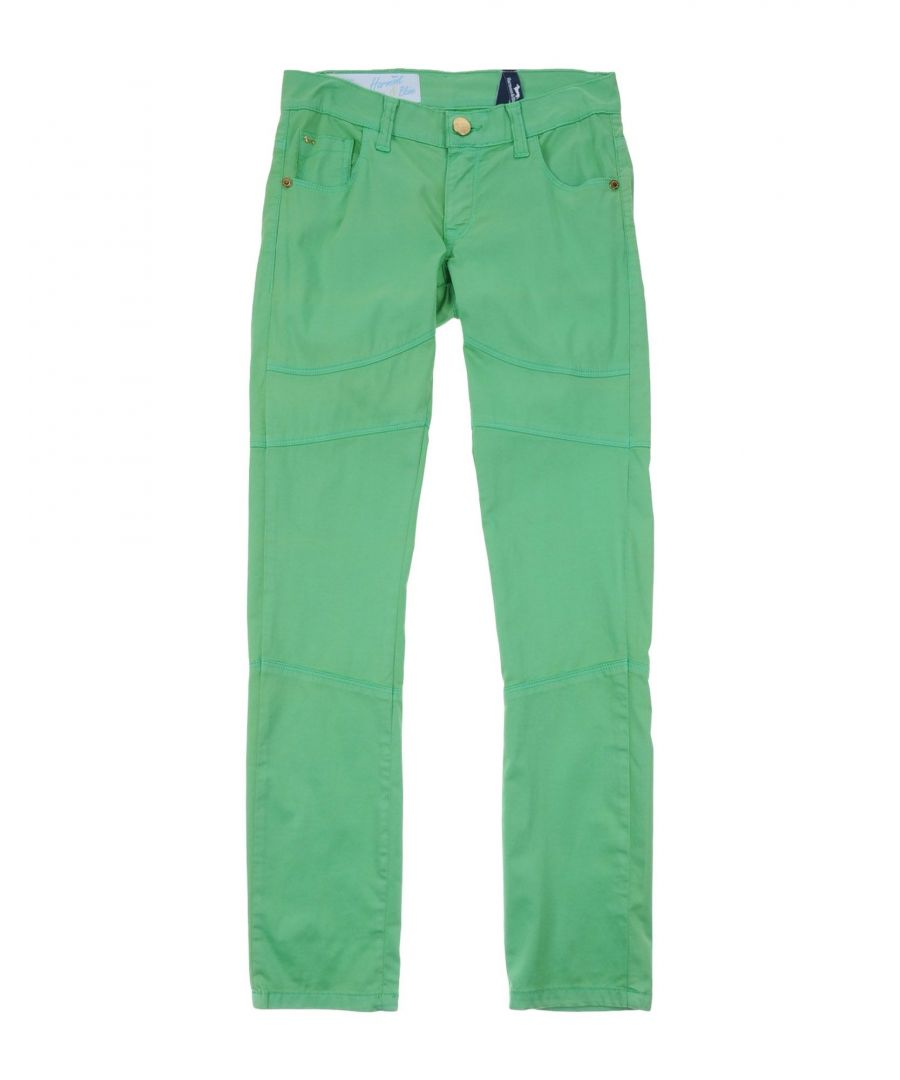 Image for Harmont&Blaine Light green Girl Cotton Trousers