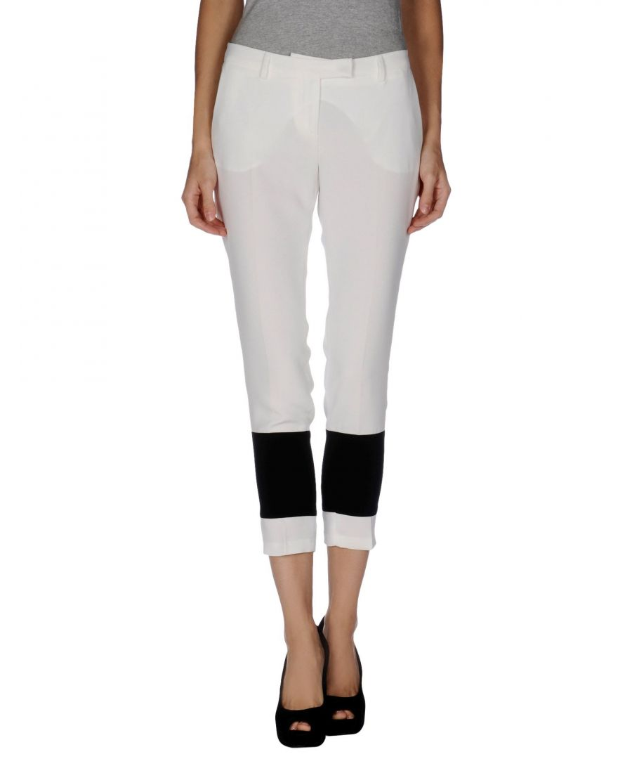 Image for Trou Aux Biches White Trousers