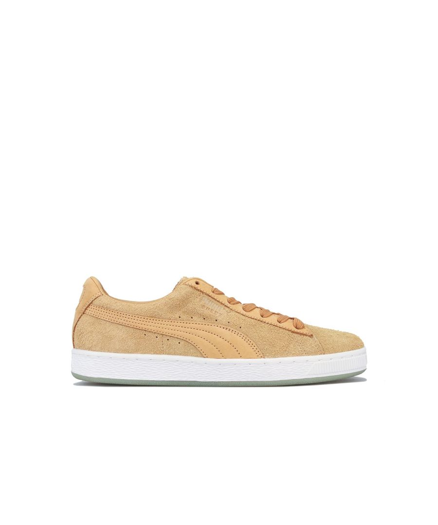 Image for Men's Puma Suede Classic X Chapter II Trainers in Beige