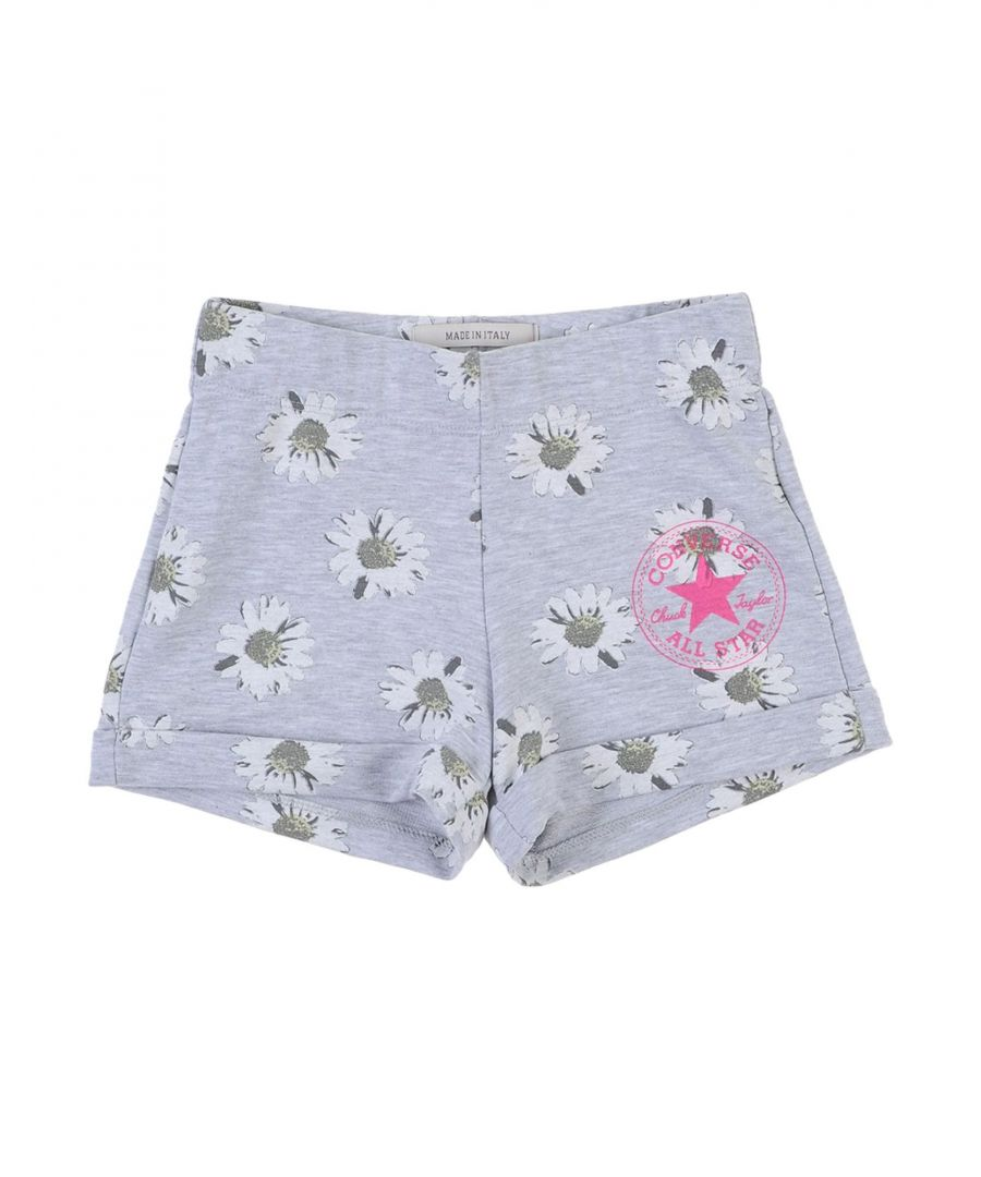 Image for PANTS Converse All Star Grey Girl Cotton
