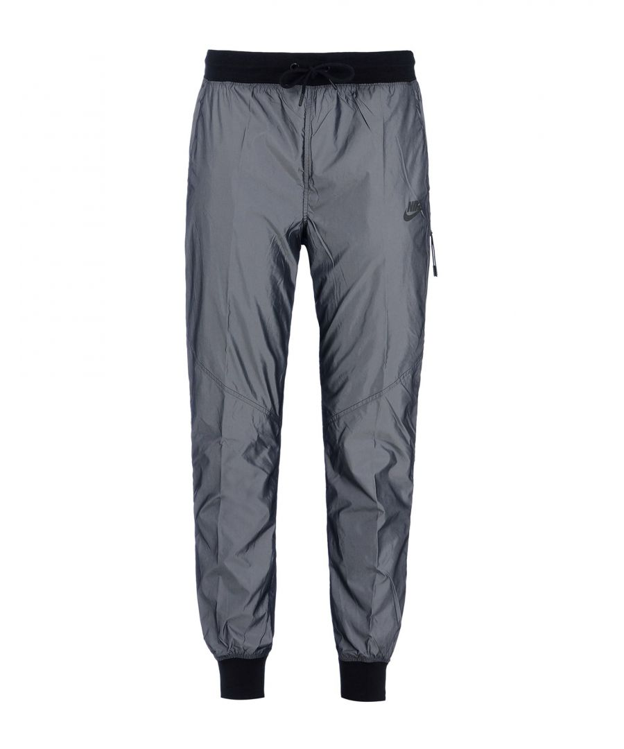 Image for Nike Grey Nylon Pantaloni