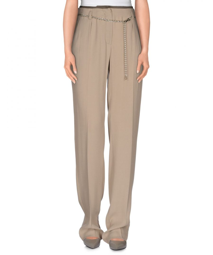 Image for Cerruti 1881 Woman Casual trousers Beige Viscose