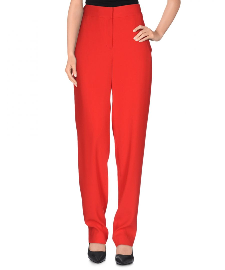 Image for TROUSERS Dkny Red Woman Triacetate