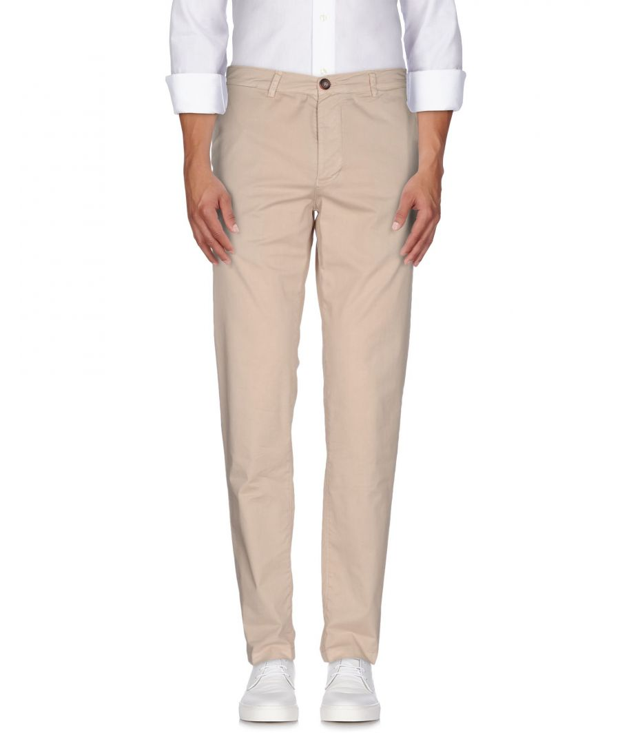 Image for Rrd Beige Cotton Trousers