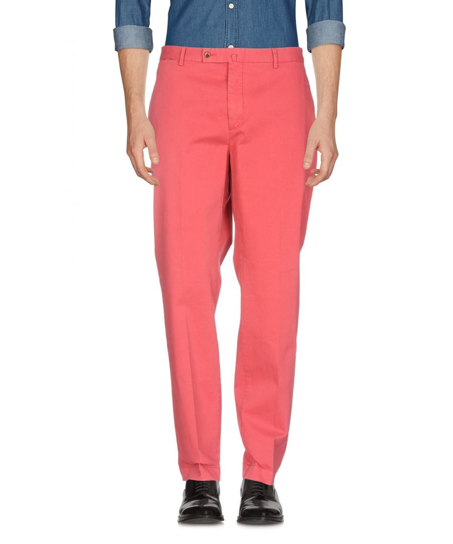 Image for TROUSERS Hackett Red Man Cotton