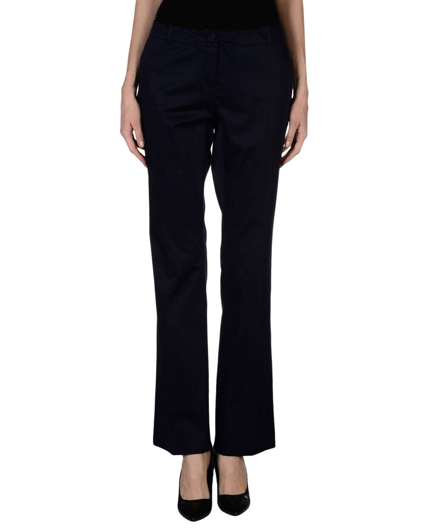 Image for Nenette Woman Casual trousers Blue Cotton