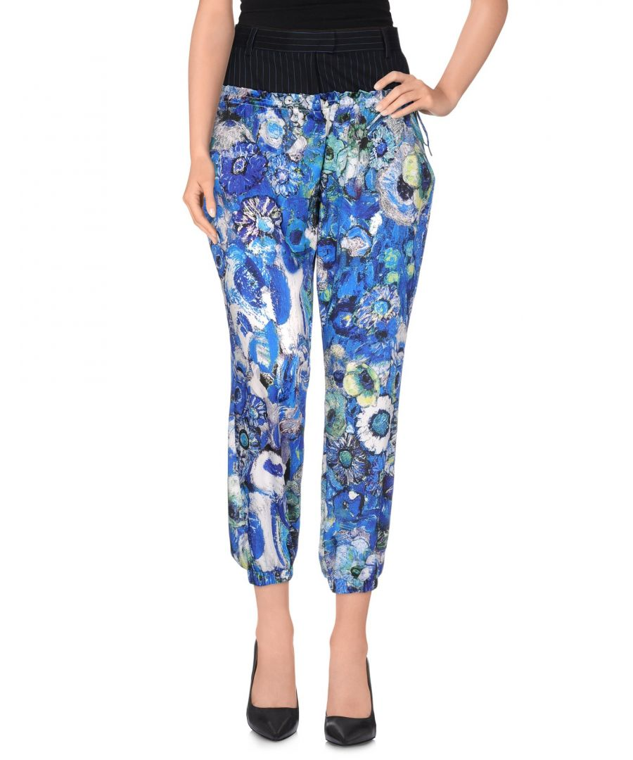 Image for Just Cavalli Blue Casual Trousers