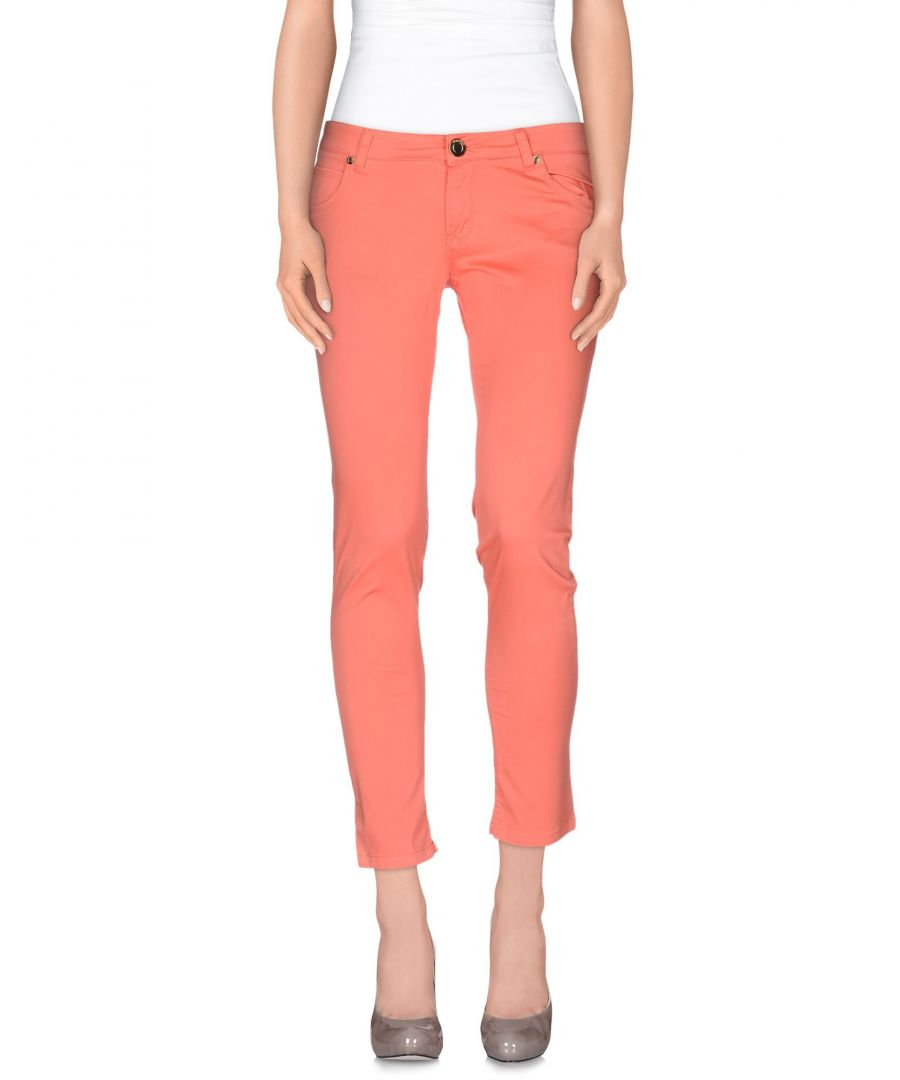 Image for Nenette Woman Casual trousers Salmon pink Cotton