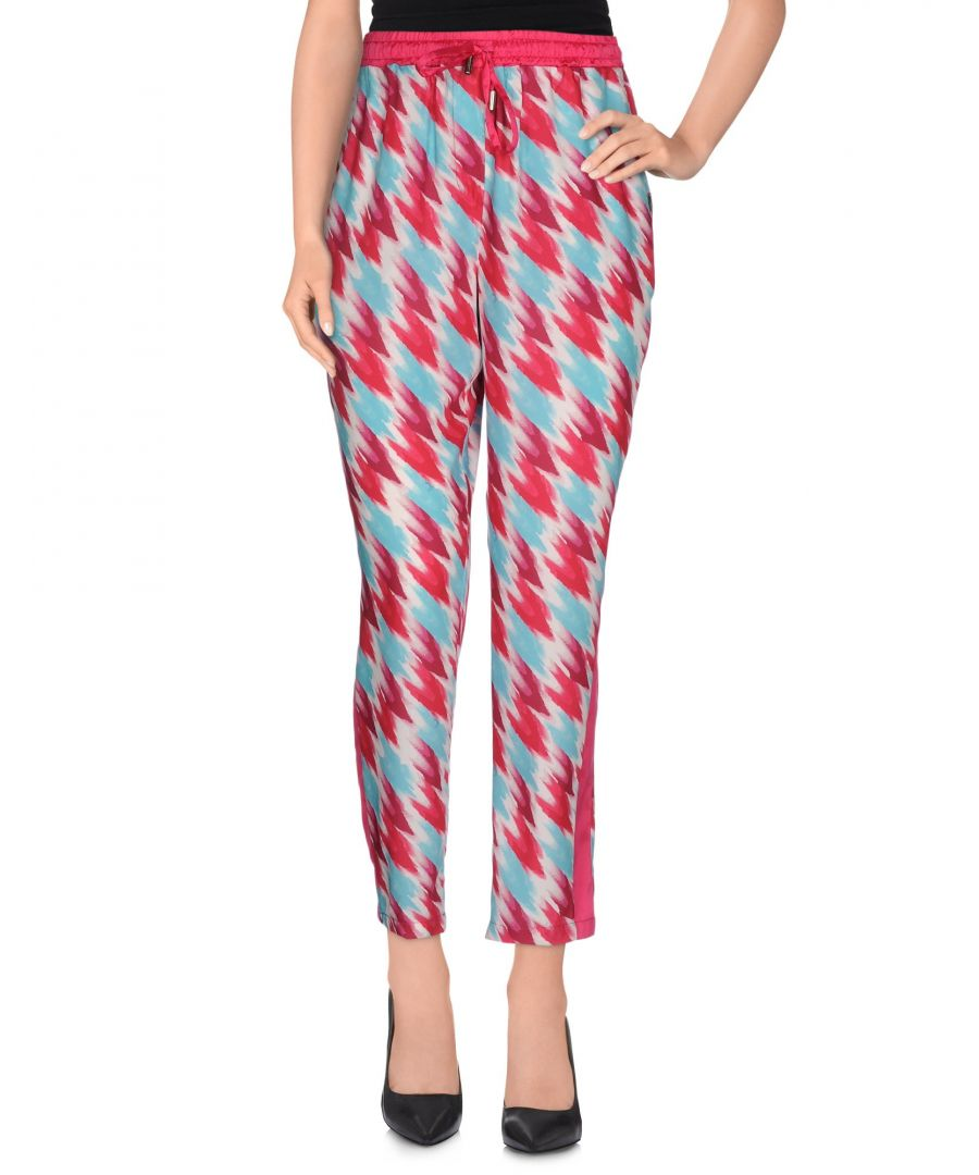 Image for Nenette Woman Casual trousers Fuchsia Polyester