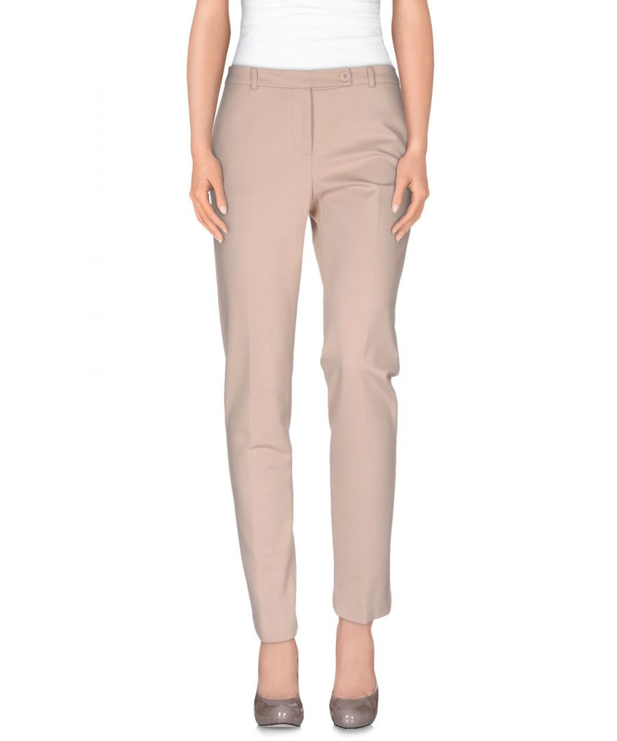Image for Nenette Woman Casual trousers Pale pink Viscose