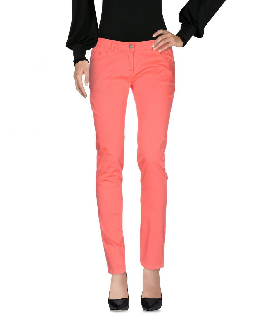Image for TROUSERS Woman Loiza By Patrizia Pepe Coral Cotton
